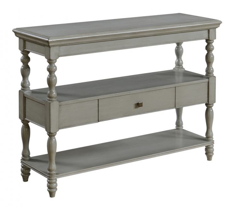 70746 One Drawer Console Table