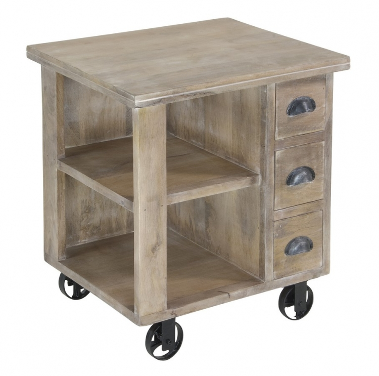 75304 Accent Trolley Table
