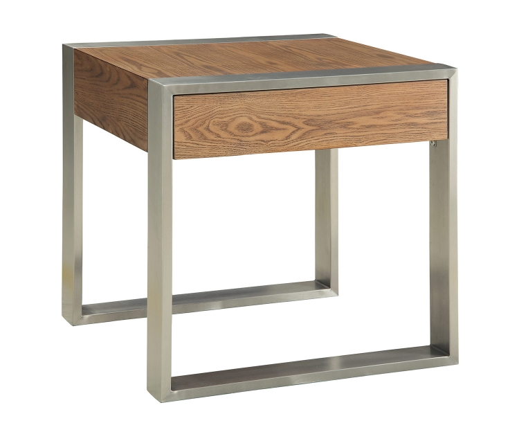 78648 One Drawer End Table