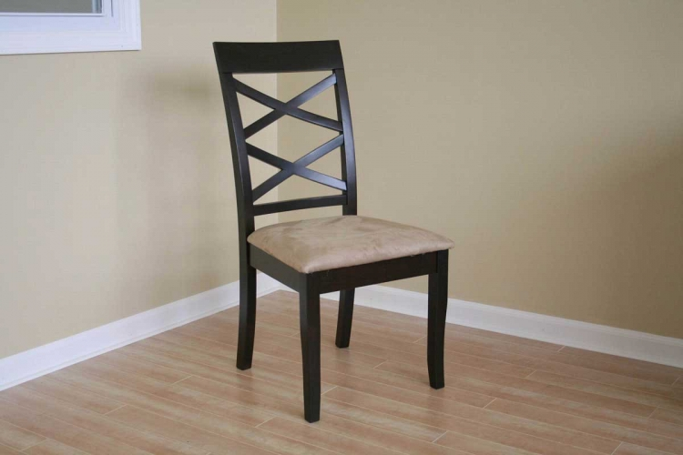 Colombo Wenge Dining Chair