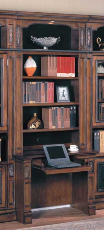 Parker House DaVinci 2 Pc Library Desk
