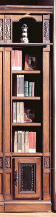 DaVinci 22in Open Top Bookcase-Parker House