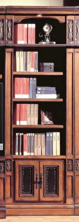 DaVinci 32in Open Top Bookcase-Parker House