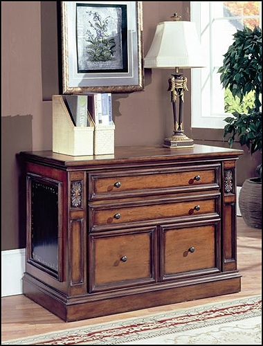 DaVinci 2 Drawer Lateral File-Parker House