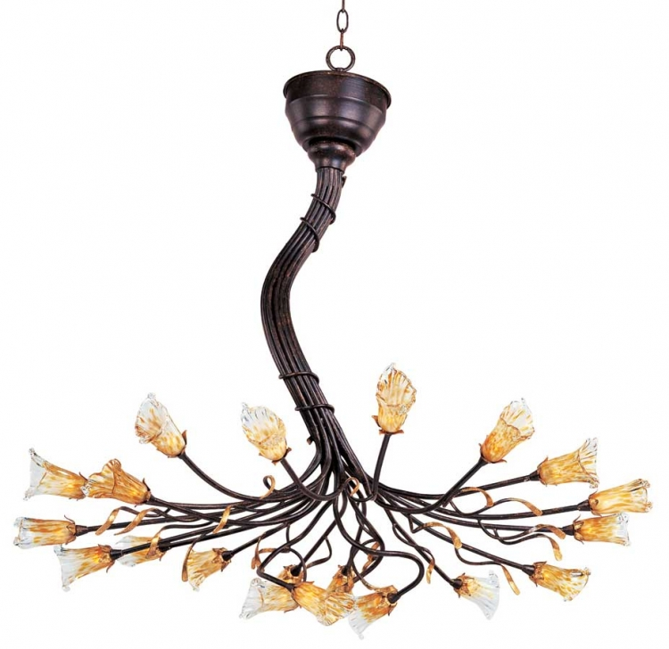 Evolution 20Lt Chandelier