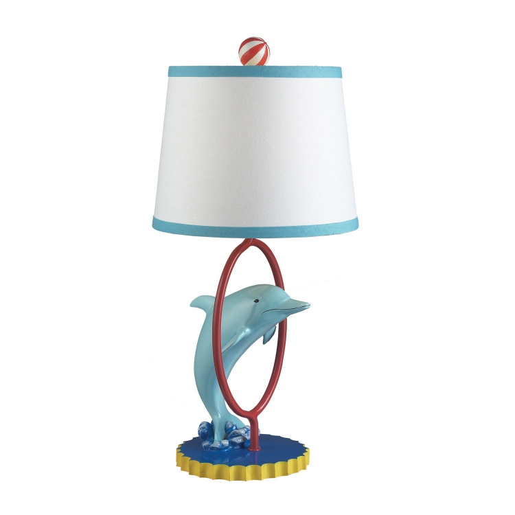 112-1104 Davy Table Lamp - Gloss