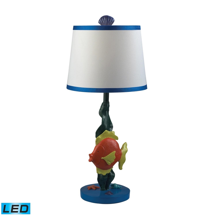 112-1106-LED Billy Table Lamp - Gloss