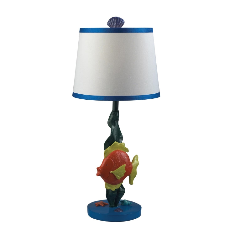 112-1106 Billy Table Lamp - Gloss