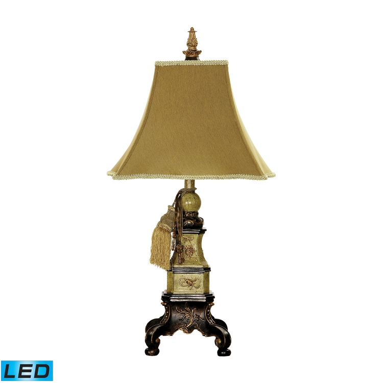 93-302-LED Weston Table Lamp - Cozad - Elk Lighting