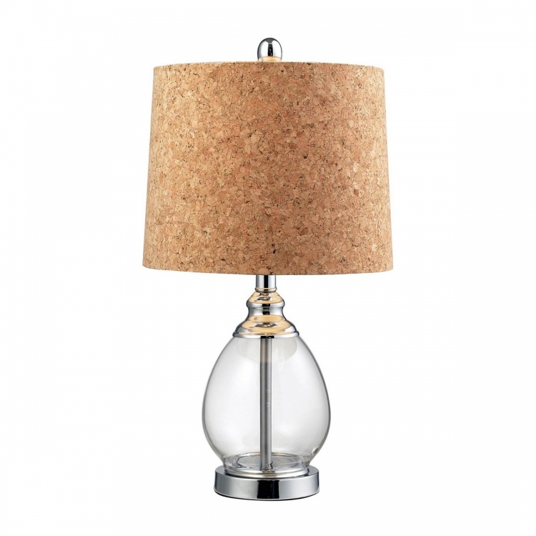 D142 Table Lamp - Clear