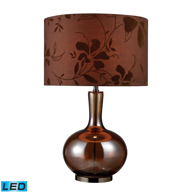 D1603-LED Fairview Table Lamp - Bronze and Coffee Plating - Elk Lighting
