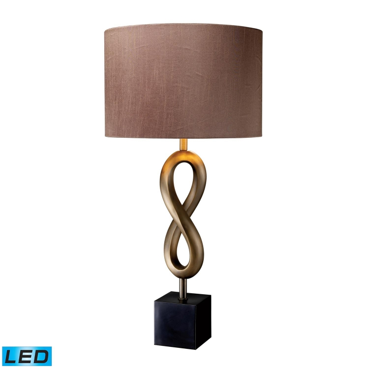 D1818-LED Athens Table Lamp - Oil Rubbed Bronze