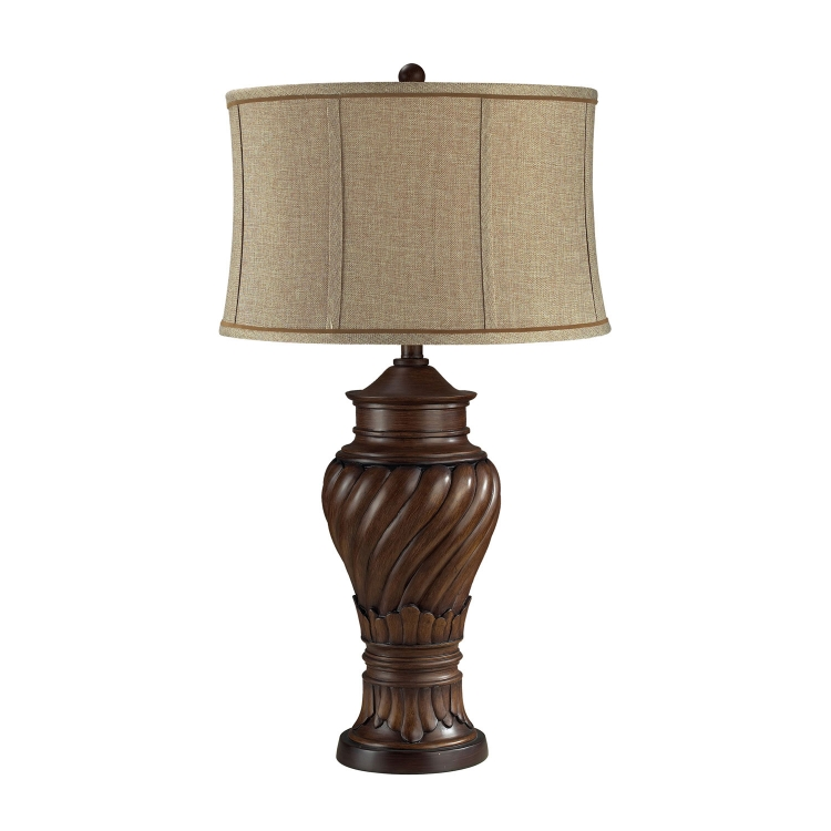 D2038 Commodore Table Lamp - Lake Ridge - Elk Lighting