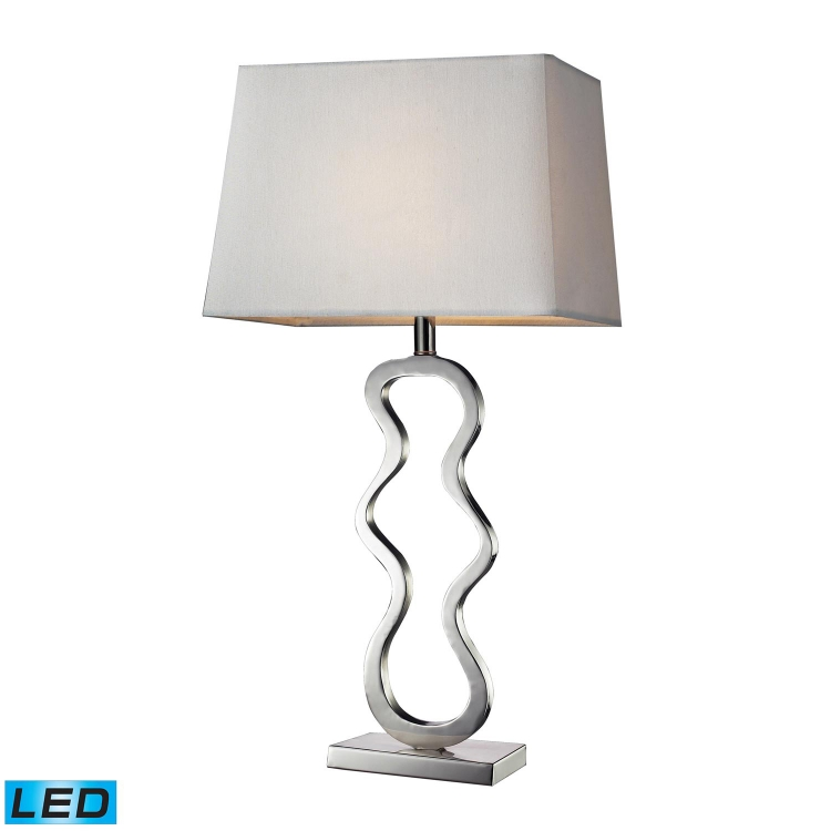 D2213-LED Sorrento Table Lamp - Chrome - Elk Lighting