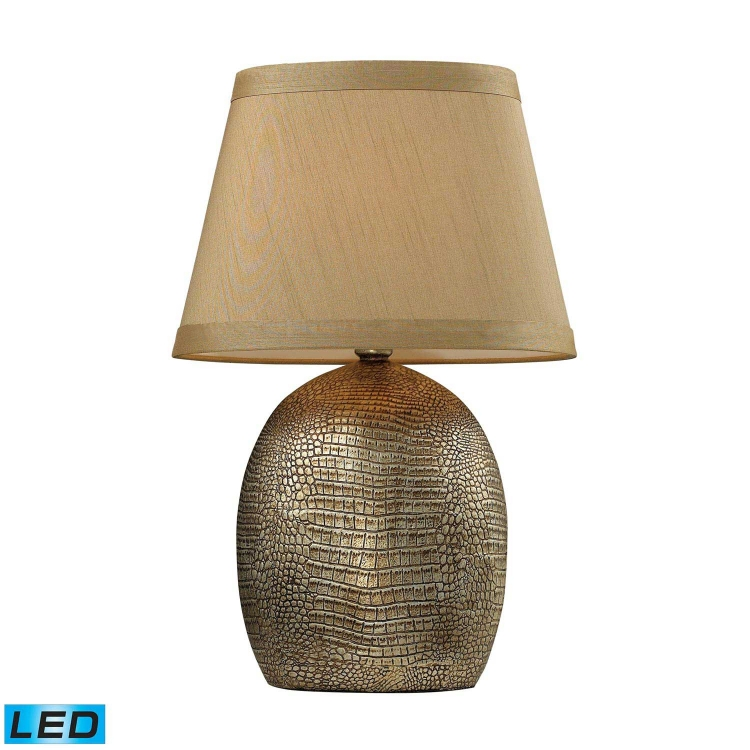 D2222-LED Gilead Table Lamp - Meknes Bronze - Elk Lighting
