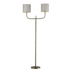 HGTV257BR Floor Lamp - Antique Brass - Elk Lighting