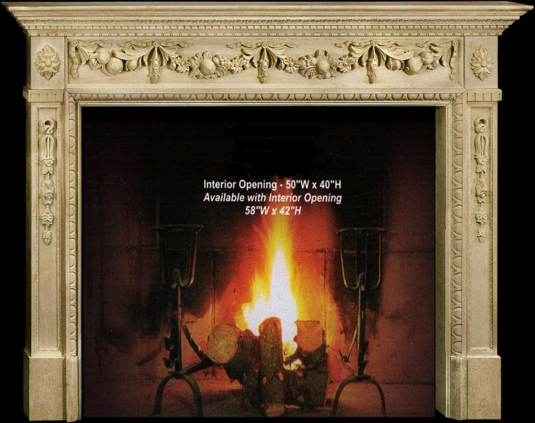Victoria Fireplace Mantel Collection-CVH Int