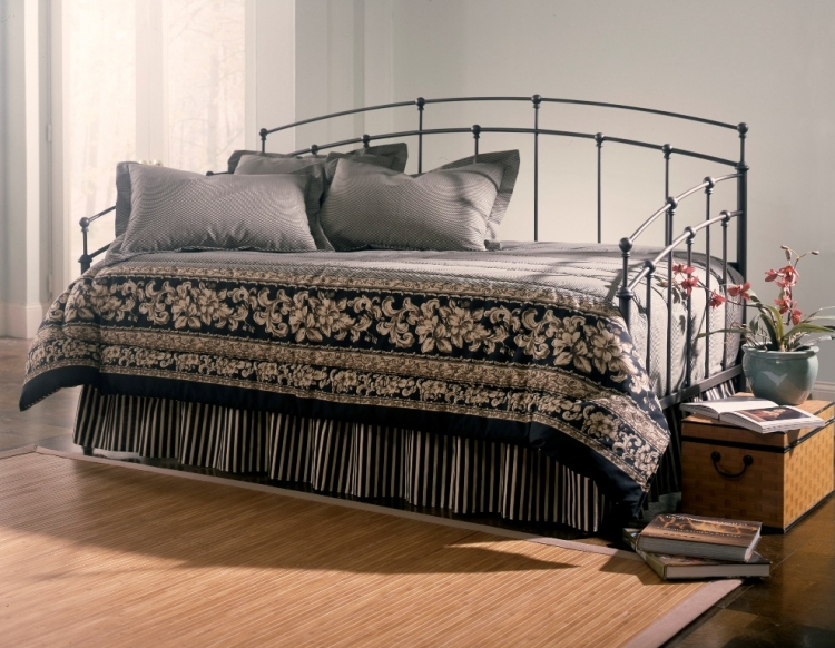 Fenton Daybed in Black Walnut-Fashion Bed Group