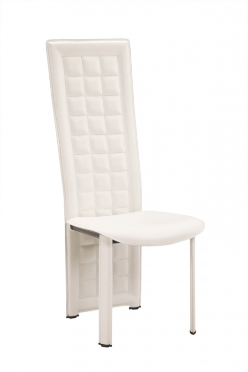 027 Dining Chair - White