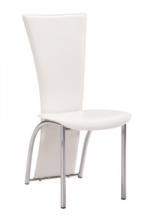 1499 Dining Chair - White
