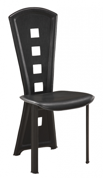 1501 Dining Chair - Black