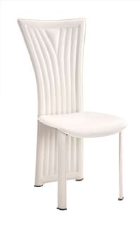 1513 Dining Chair - White