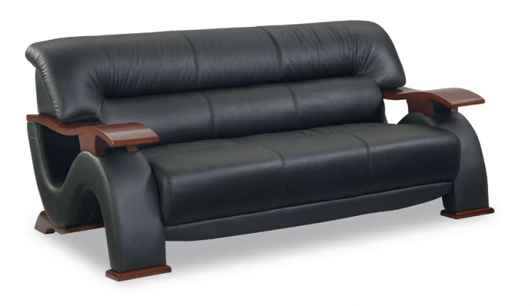 2033 Sofa - Black - Global Furniture