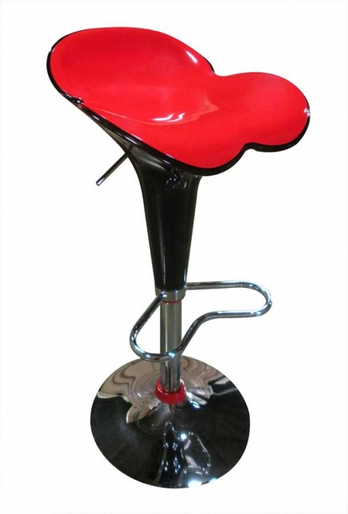 205 Bar Stool - Black - Global Furniture