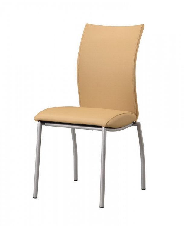 2067 Dining Chair - Beige - Global Furniture