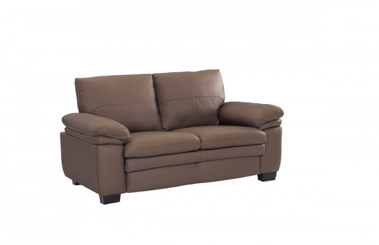2225 Love Seat - Brown - Global Furniture