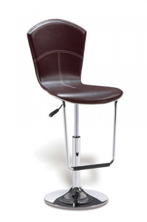 260 Barstool - Brown - Global Furniture