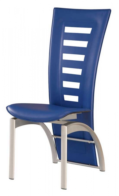 290 Dining Chair - Blue