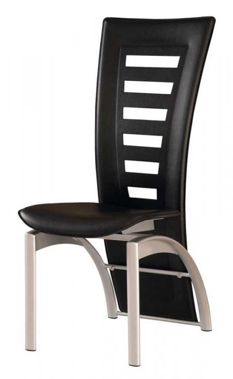 290 Dining Chair - Black