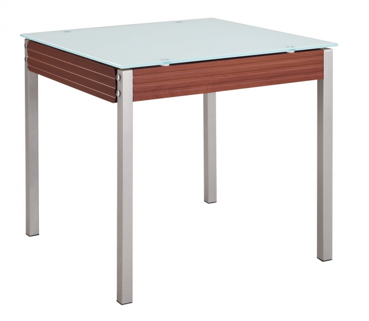 3232 Dining Table - Mahogany - Global Furniture