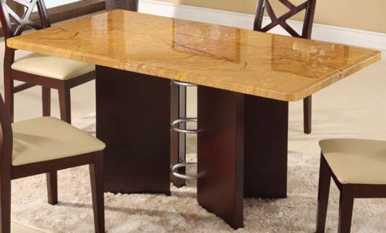 GF-6020 Dining Table - Beige