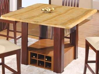 GF-7040 Bar Table - Beige