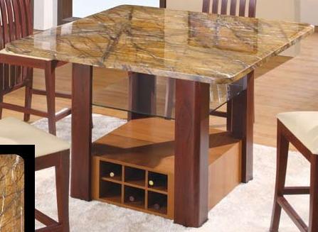 GF-7040 Bar Table - Tan