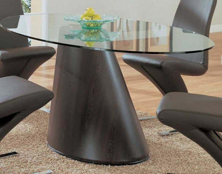 GF-798 Dining Table - Wenge