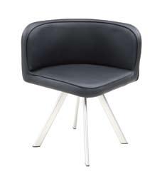 GF-810 Dining Chair - Black