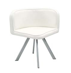 GF-810 Dining Chair - White