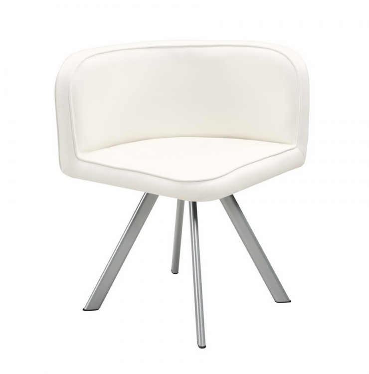 810 Dining Chair - White