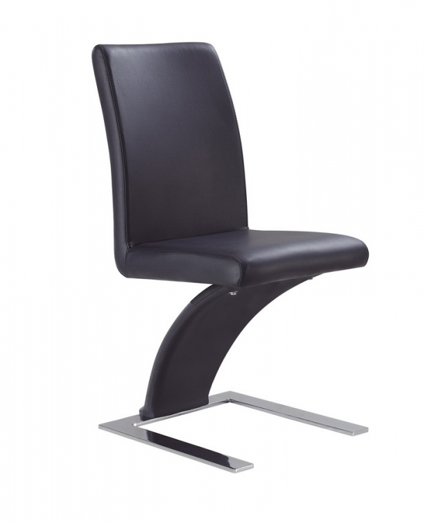 88 Dining Chair - Black - Global Furniture