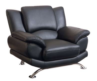 9908 Chair - Black - Global Furniture