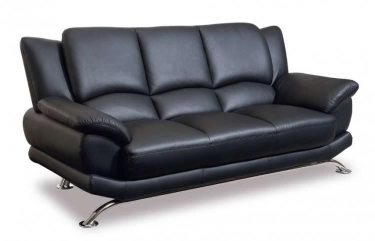 9908 Sofa - Black