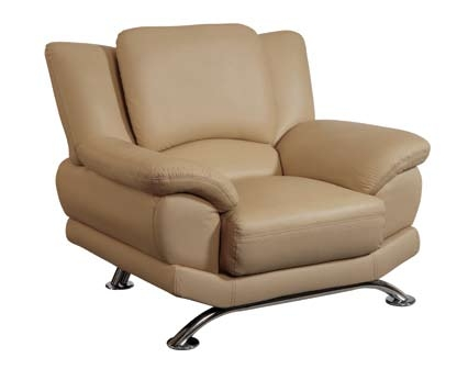 9908 Chair - Cappuccino - Global Furniture