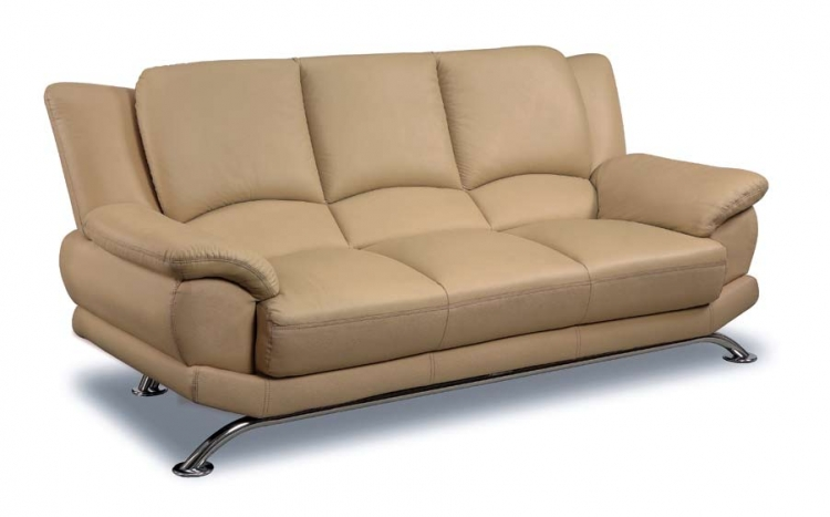 9908 Sofa - Cappuccino - Global Furniture