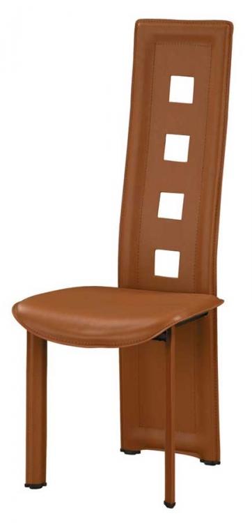 GF-A08 Dining Chair - Beige PVC