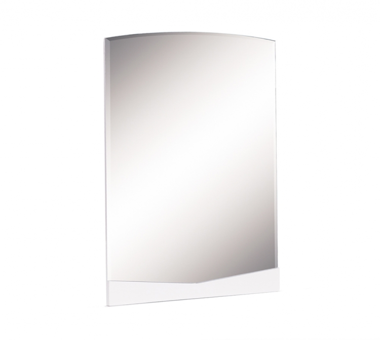 Aurora Mirror - White - Global Furniture