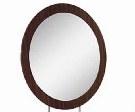 B63 Mirror - Matte Sapele
