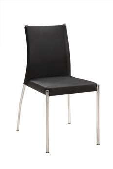 B841 Dining Chair - Black